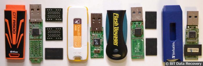 recovery data stick usb